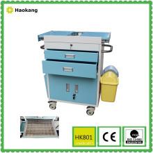 Mobilier d'hôpital pour chariot d'urgence (HK801)