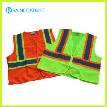 En471 Certified Hi-Visibility Reflective Safety Vest
