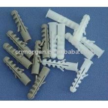 tubo expandible de nylon plástico