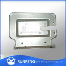 Aluminium Stanzfabrikation Dienstleistungen Blechteil
