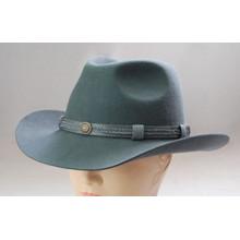New Style Fashion Fedora Wide Brims Felt Hat for Women (CW0007)