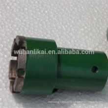 China Supplier diamond grinding head abrasive head for brake pad