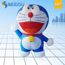 Costume d'usine Anime Moving Figure Walking Action Characters Inflatable Cartoon