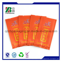 Back Seal Clear Plastic HDPE LDPE Packaging Bags