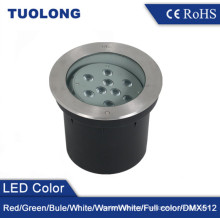 Popular Outdoor LED Inground Light Adjustable LED Underground Light