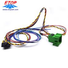 Montagem de fio automática personalizada com conectores MCP