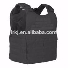 Chaleco oculto a prueba de balas de alta calidad de la armadura completa del cuerpo de Kevlar para el ejército militar