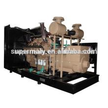 CE aprobado generador eléctrico de gas natural 10-500kw