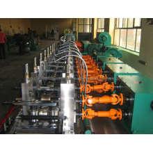 Linha de máquina de fabricação de tubos de soldagem de alta freqüência (ZY-50)