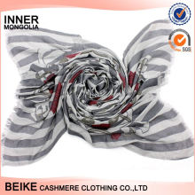 MAIN PRODUCT trendy style colorful 100% cotton scarf for lady manufacturer sale