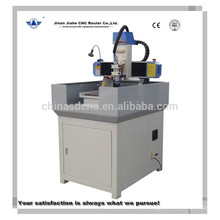 Ranurador del cnc pequeño grabador metal máquina de tamaño 400 * 400 m m y el motor Servo