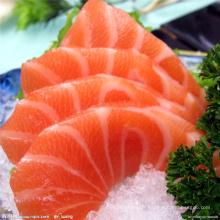 Poisson saumon congelé en gros / saumon du Pacifique
