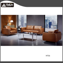 Ensemble de meubles de canapé en cuir PU moderne