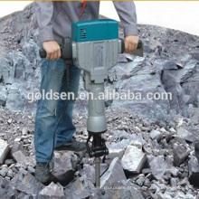 825mm 63J 2200w Concrete Breaker profissional rock triturador elétrico GW8079