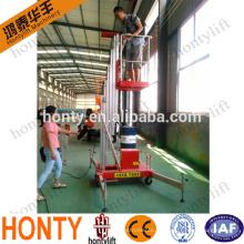 elevador vertical hidráulico portátil da plataforma / elevador vertical do homem