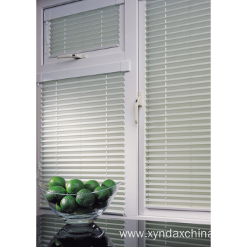 Stylish pleated blinds for small window