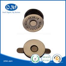 RoHS genehmigt gesinterter NdFeB Beutel Magnet