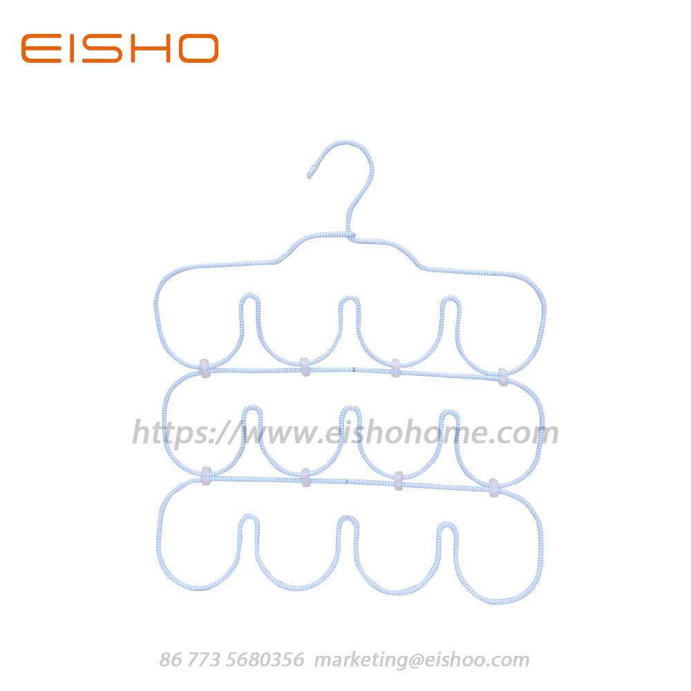 7 Eisho 3 Tier Braided Cord Hanger