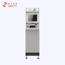 Drive-up Drive-thru CRS Cash Recycling System