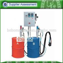 máquina de pulverização geradora de espuma