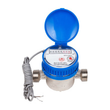 Single Jet Water Meter with Pulse Output