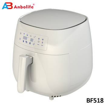 5.6l 7l 10l industrial air fryer accessory set air fryer oven digital restaurants halogen air fryer