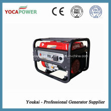 50Hz Einphasiger elektrischer Benzingenerator