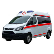 Ford petrol 4x2 transit ambulance