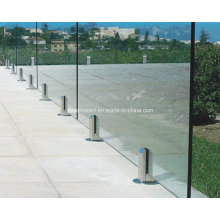 Tempered Glass Frameless Pool Fencing