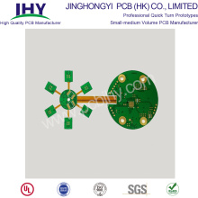 Flexible Circuit Board for Intelligent Robots Fabrication