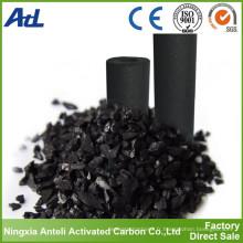 base de noix de coco base de carbone charbon actif
