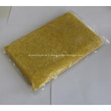 4kg / 5kg de gelée Pure gingembre tournés coupe GAP BRC