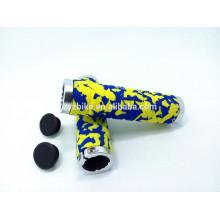 Poignées de guidon de verrouillage des bicyclettes + Garde-boules de verrouillage + Bar Finitions pièces de vélo en gros
