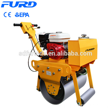 Furd Gasoline Engine Mini Road Rollers Compactor Fyl-600 Furd Gasoline Engine Mini Road Rollers Compactor FYL-600
