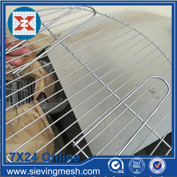 Rundform Barbecue Wire Mesh