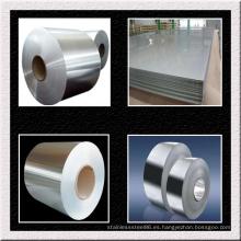Bobinas de acero inoxidable de alta calidad y precio competitivo