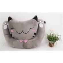 ICTI Audited Factory cute cat pillow plush toy