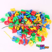 Letter Plastic building block