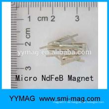 Chinesisch Professionelle Hersteller Block kleine Magnet Mini Magnet Mikro-Magnete