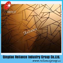 China Dekorative Glas / Designed Glass Hersteller