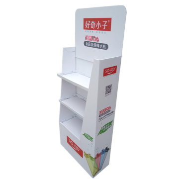 Supermercato Convenience Store Snack Paper Display