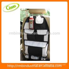 Car back seat bag/ organizer; back seat hanging storage with CD holder