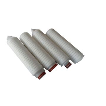 10''20''30''40''Microporous folded filter