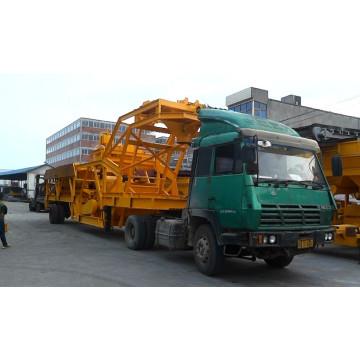 35m3 Mobile Beton-Dosieranlage (YHZS35)