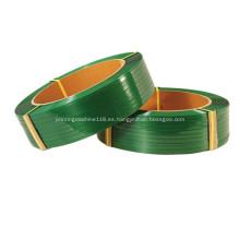 Rollo de flejado de bandas de mano de máquina plástica para mascotas