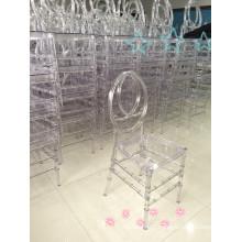 Transparent Tiffany Phoenix Chair