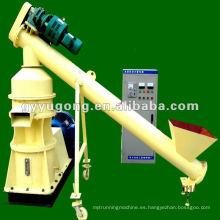 Yugong ahorro de energía de la máquina de pellets de biomasa -SJM-6