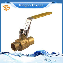 2015 Hot Selling Brass Ball Valve With Lock