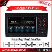 Android 5.1 coche DVD GPS Hualingan Hl-8745 teléfono conexiones reproductor de DVD para Audi A4 S4 GPS
