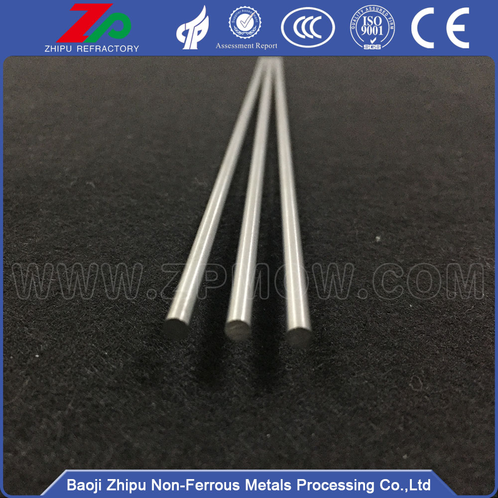 Professional manufacturer 99.95% Nb/Niobium rod/bar